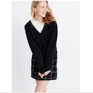NWT! Madewell Westgate V-Neck Sweater